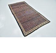 Link to 117cm x 250cm Farahan Persian Runner Rug