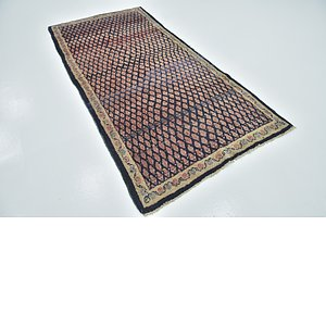 Link to 117cm x 250cm Farahan Persian Runner ... item page