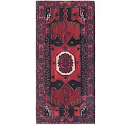 Link to 4' 9 x 10' 4 Zanjan Persian Runner Rug