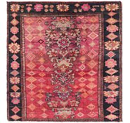 Link to 5' 5 x 5' 7 Shiraz Persian Square Rug