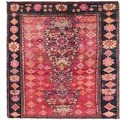 Link to 5' 5 x 5' 7 Shiraz Persian Square Rug