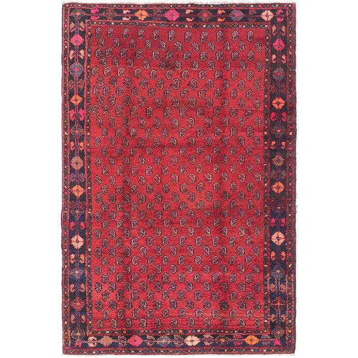 4' 6 x 7' Shiraz Persian Rug