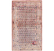 Link to 3' x 7' 6 Farahan Persian Runner Rug