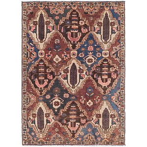 Link to 3' 9 x 5' 3 Bakhtiar Persian Rug item page