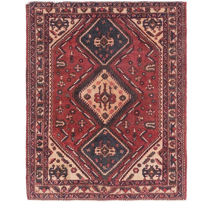 5' 3 x 6' 6 Bakhtiar Persian Rug