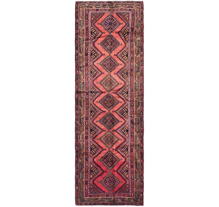 3' 7 x 10' 10 Chenar Persian Runner Rug