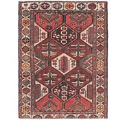 Link to 4' 6 x 6' Bakhtiar Persian Rug