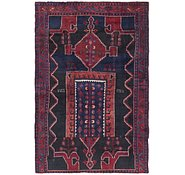 Link to 4' 6 x 7' Sirjan Persian Rug