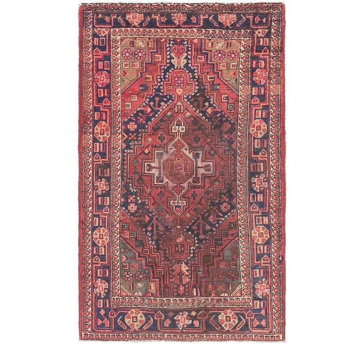 4' 2 x 7' 2 Tuiserkan Persian Rug