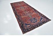 Link to 157cm x 400cm Hamedan Persian Runner Rug