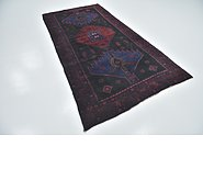 Link to 4' 10 x 9' 7 Sirjan Persian Runner Rug