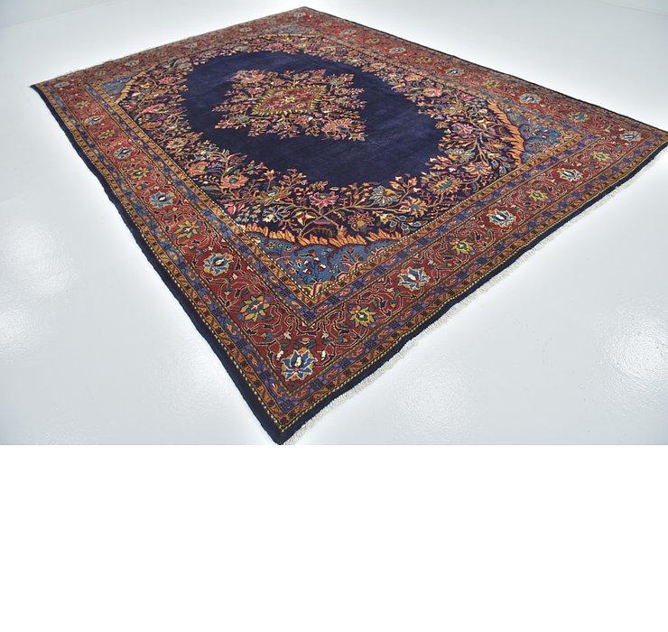 8' 6 x 11' 6 Golpayegan Persian Rug