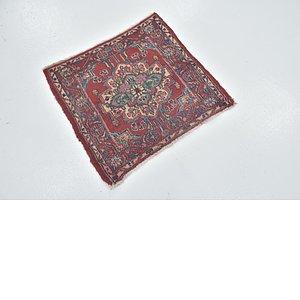 2' x 2' 2 Shahrbaft Persian Squar...