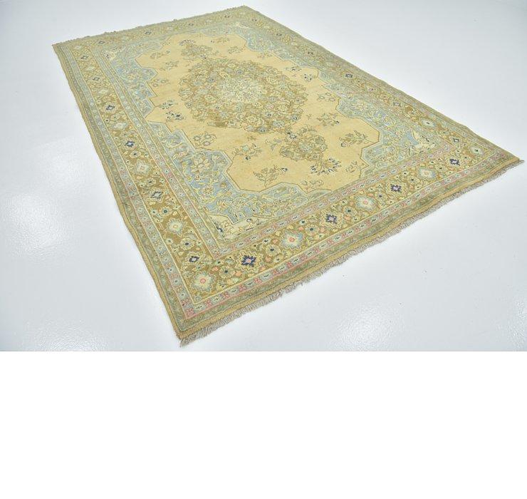 205cm x 315cm Mahal Persian Rug