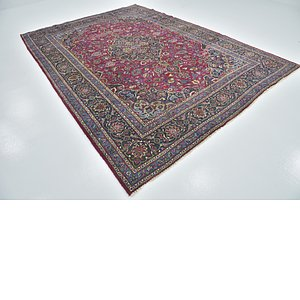 8' 2 x 11' Mashad Persian Rug