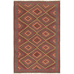 Link to 160cm x 250cm Kilim Maymana Rug item page