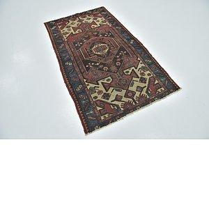 107cm x 178cm Zanjan Persian Rug