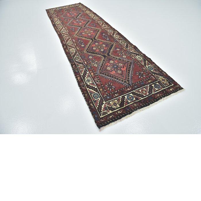 3' 8 x 12' Chenar Persian Runner Rug