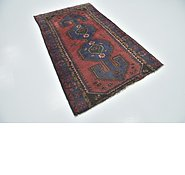 Link to 4' x 6' 4 Hamedan Persian Rug