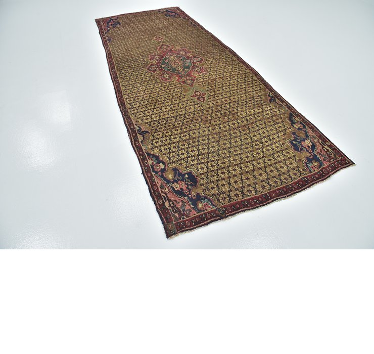 4' 5 x 11' Songhor Persian Runner ...