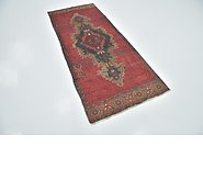 Link to 3' x 7' 2 Ferdos Persian Runner Rug