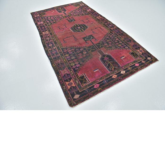 4' 10 x 8' Shiraz Persian Rug