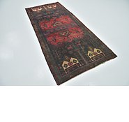 Link to 3' 10 x 8' 8 Sirjan Persian Runner Rug