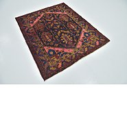 Link to 4' 5 x 5' 5 Malayer Persian Square Rug