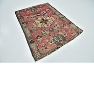 Link to 4' 5 x 6' Hamedan Persian Rug
