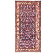 Link to 3' 2 x 6' 3 Hossainabad Persian Runner Rug