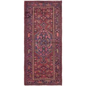 Link to 3' 5 x 7' 4 Zanjan Persian Runner Rug item page