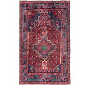 Link to 5' 5 x 9' Hamedan Persian Rug