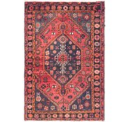 Link to 3' 4 x 5' Hamedan Persian Rug
