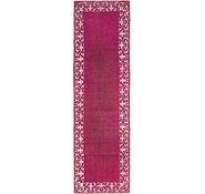Link to 3' 3 x 11' 4 Tabriz Persian Runner Rug