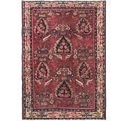 Link to 4' 7 x 6' 6 Tabriz Persian Rug