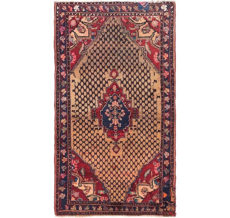 3' 2 x 5' 6 Koliaei Persian Rug