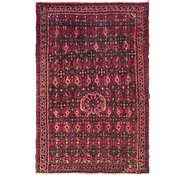 Link to 3' 10 x 5' 8 Hossainabad Persian Rug