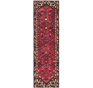 Link to 2' 7 x 8' 9 Hamedan Persian Runner Rug