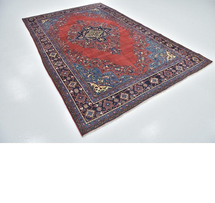 6' 8 x 10' 4 Mahal Persian Rug