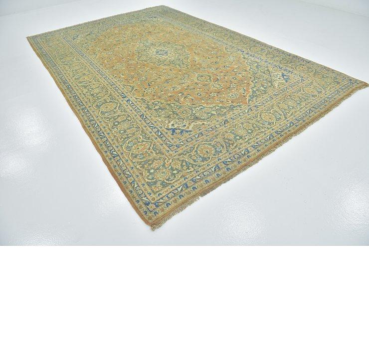 8' 3 x 12' 8 Mashad Persian Rug