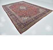 Link to 9' 9 x 14' 6 Kashan Persian Rug
