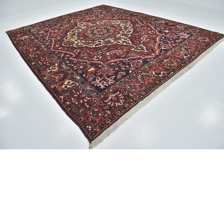 10' 9 x 13' Bakhtiar Persian Rug