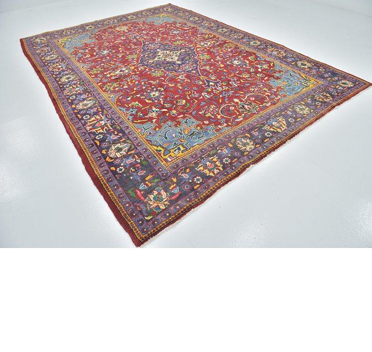 8' 7 x 11' 5 Mahal Persian Rug