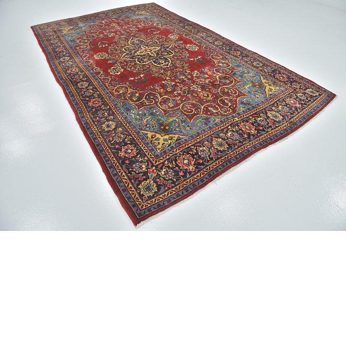 7' x 11' 7 Golpayegan Persian Rug
