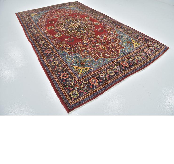 213cm x 353cm Golpayegan Persian Rug