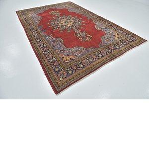 7' 3 x 10' 7 Golpayegan Persian Rug