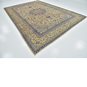 9' 5 x 13' 3 Isfahan Persian Rug