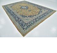 Link to 285cm x 390cm Kashan Persian Rug