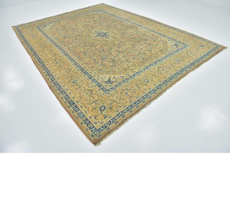 8' 6 x 11' 9 Mahal Persian Rug