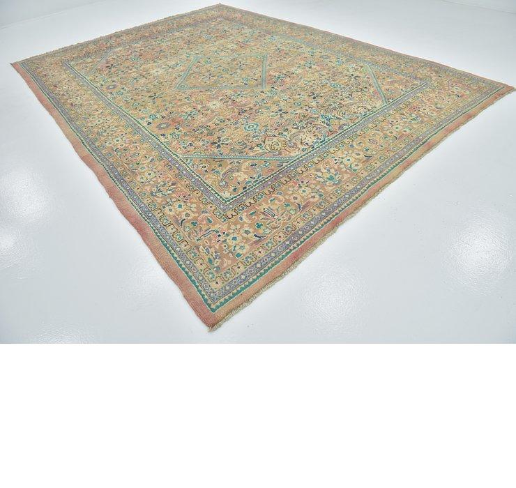 285cm x 385cm Mahal Persian Rug